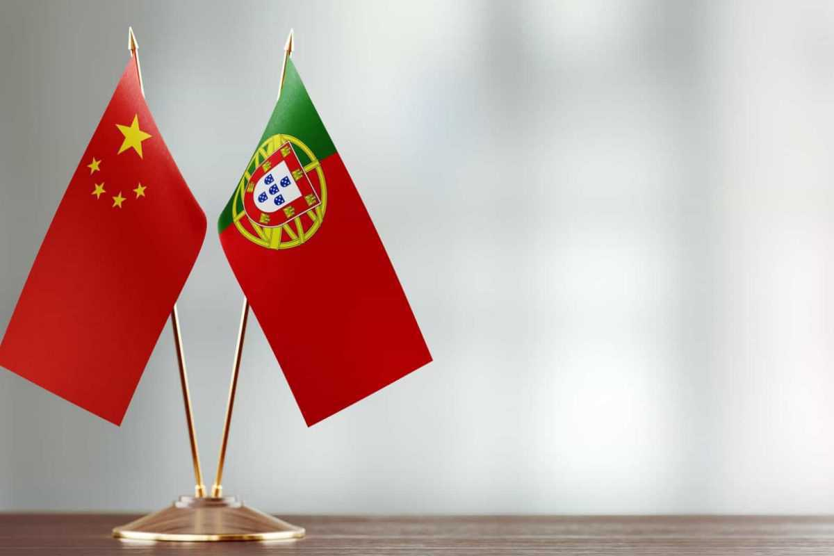 Exportações Portugal-China aumentam 17% de Janeiro a Setembro