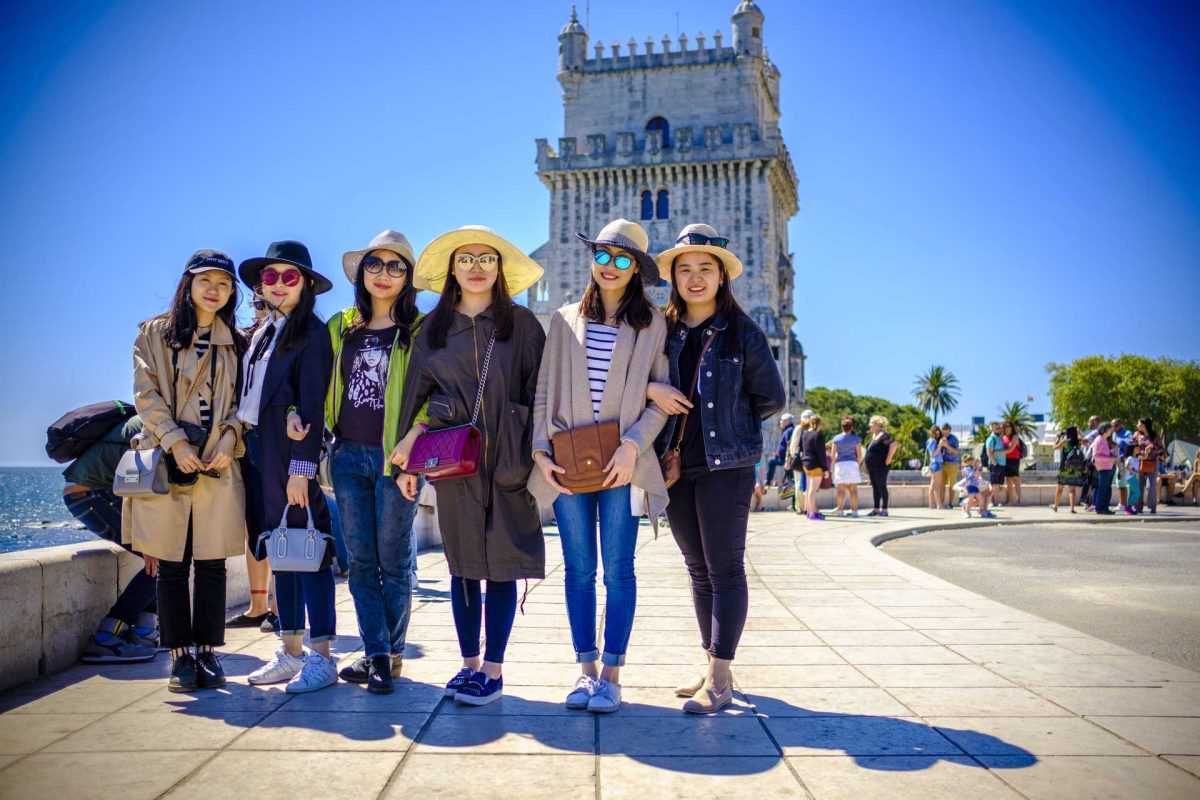 Turismo: Compras chinesas crescem 37%