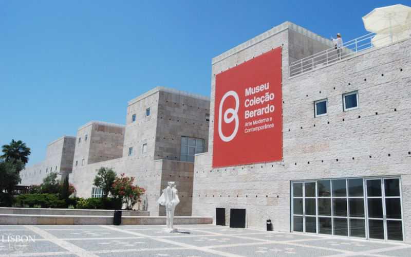 Museum - Museu Coleção Berardo, Lisbon