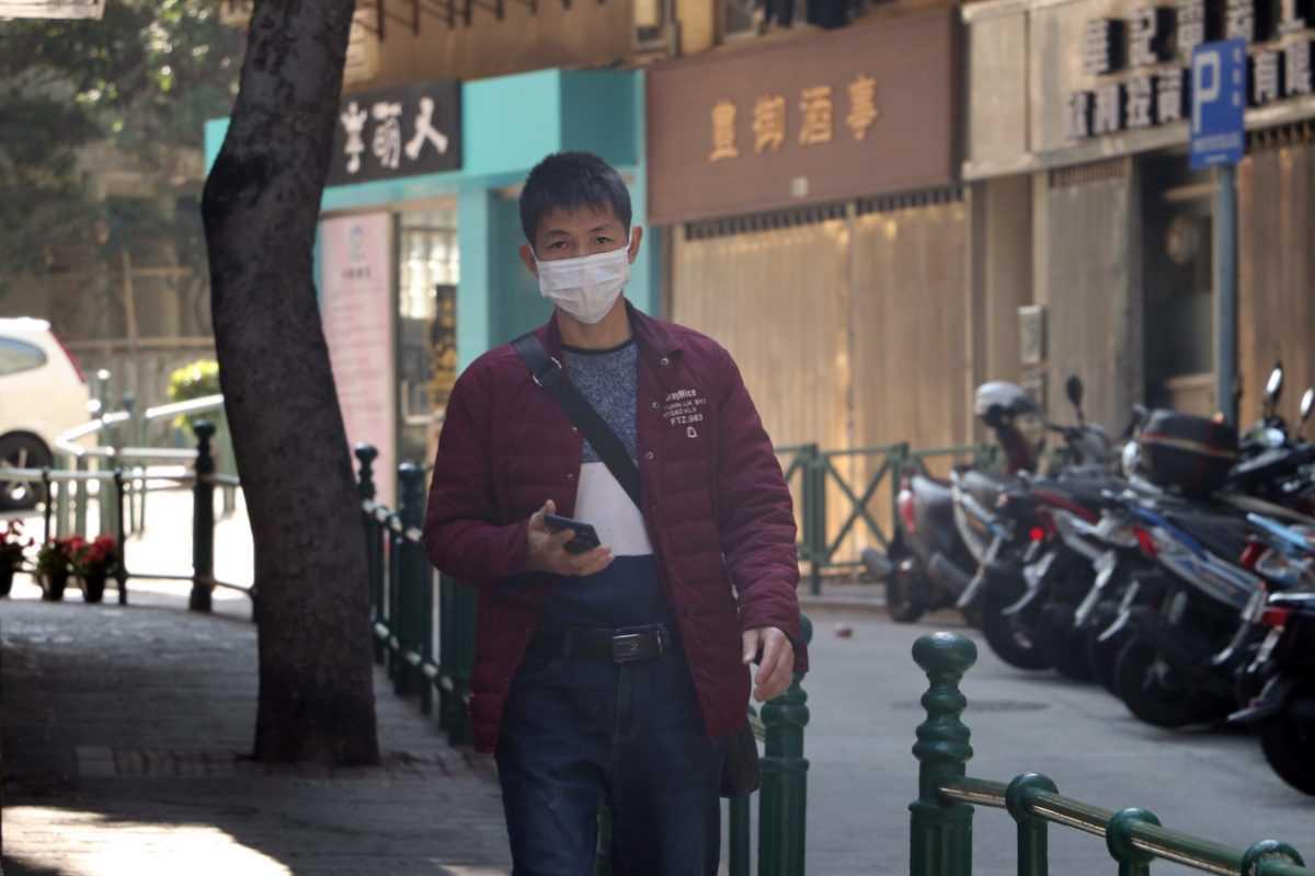 Liga de Chineses em Portugal atenta ao Coronavírus