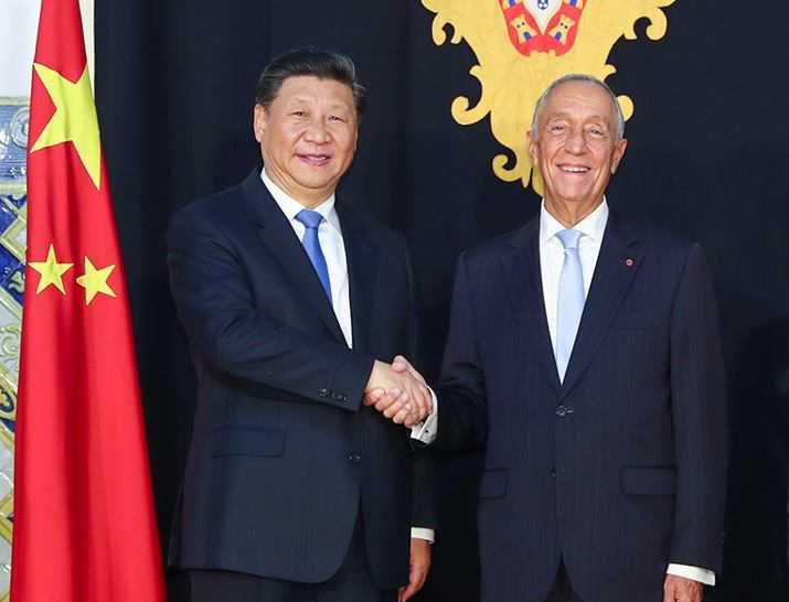 Xi Jinping telefonou a Marcelo e os dois destacaram cooperação bilateral