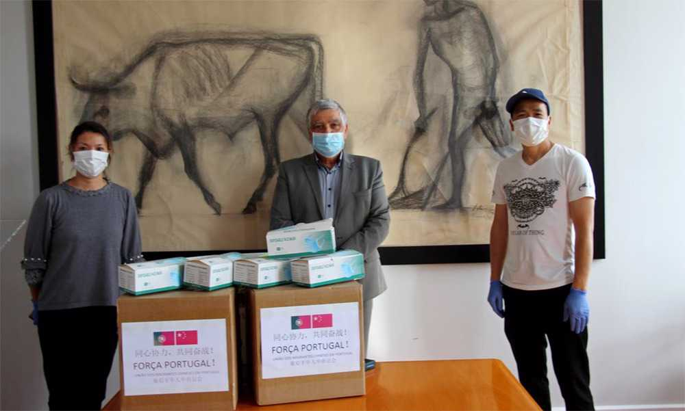 Covid- 19: União dos Imigrantes Chineses em Portugal continua a reunir esforços para ajudar no combate à pandemia