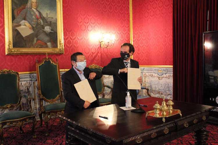 CCPC-PME e Universidade de Coimbra assinam acordo de cooperação