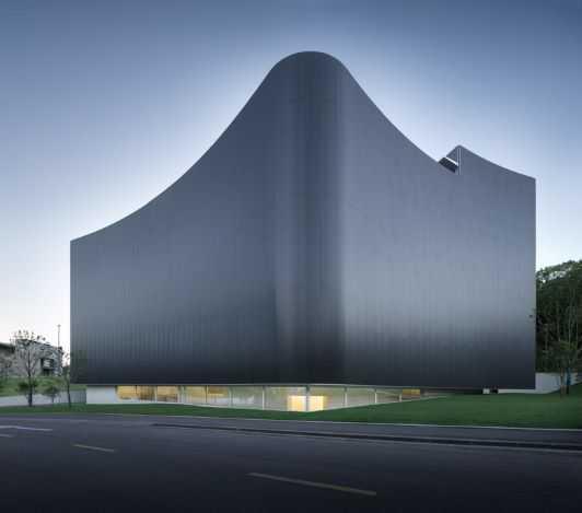 China: Projecto de Álvaro Siza e Carlos Castanheira vence Prémio Edifício do Ano Archdaily