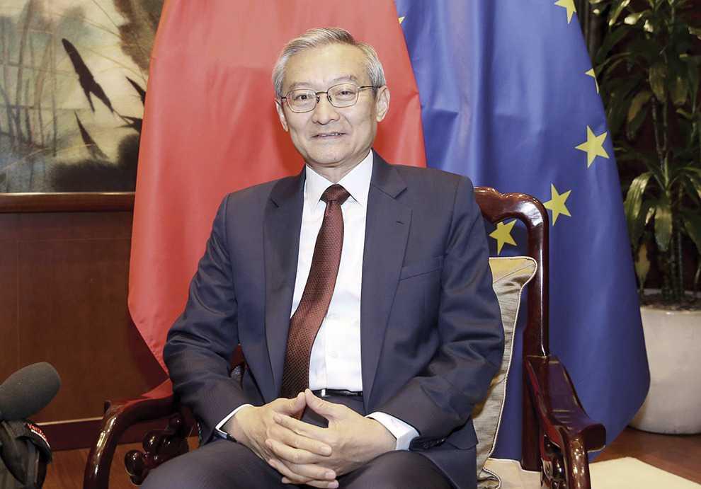 """Zhang Ming: """"Portugal é um amigo muito próximo da China"""""""